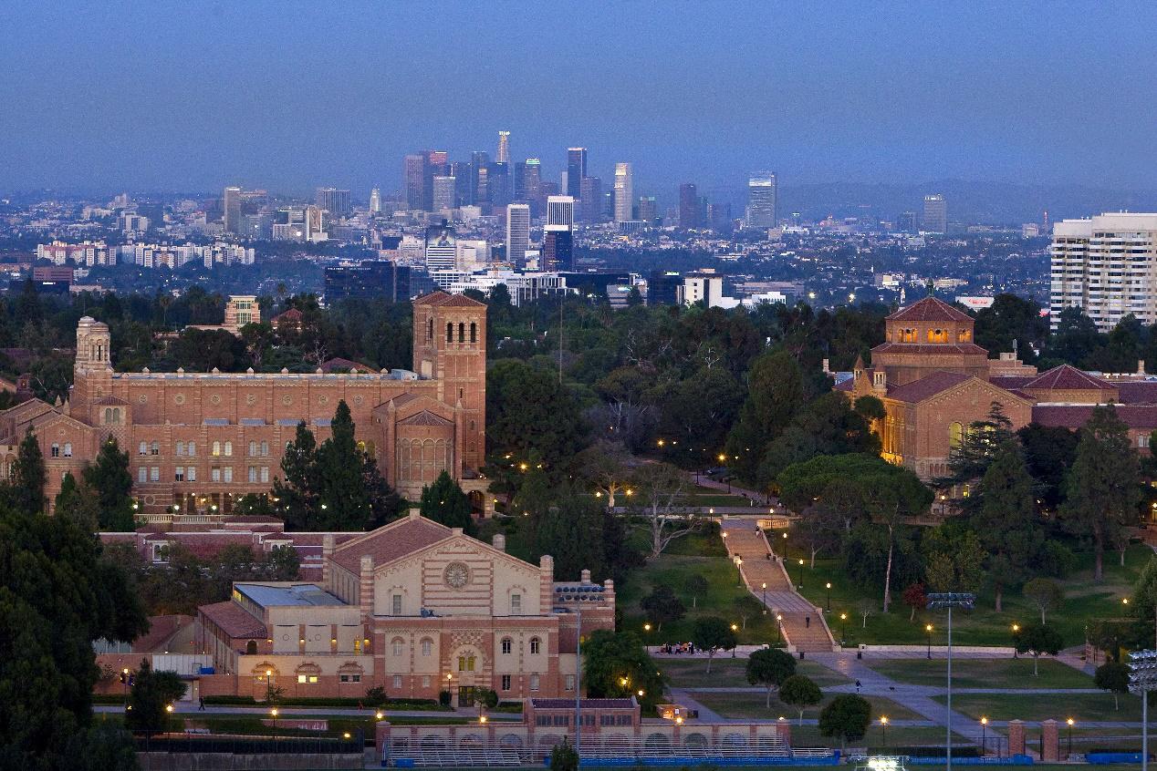 美国加州大学洛杉矶分校暑期项目--SAF